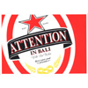 Attention in Bali